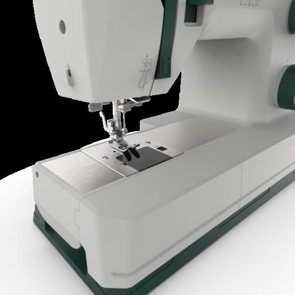 """maquina de coser Necchi Q421A """"Heavy duty"""""""