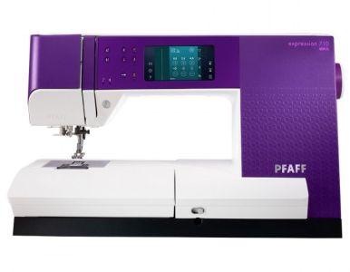 Maquina de coser Pfaff Expression 710