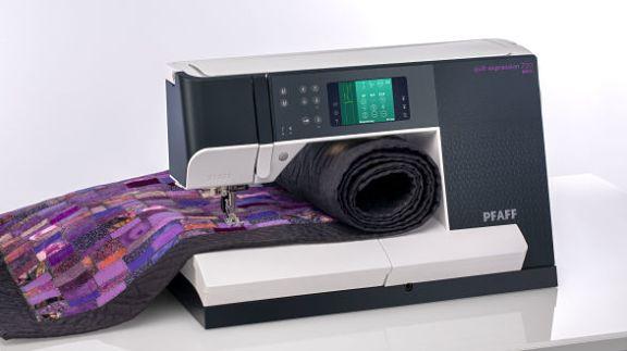 Maquina de coser Pfaff Expression 720