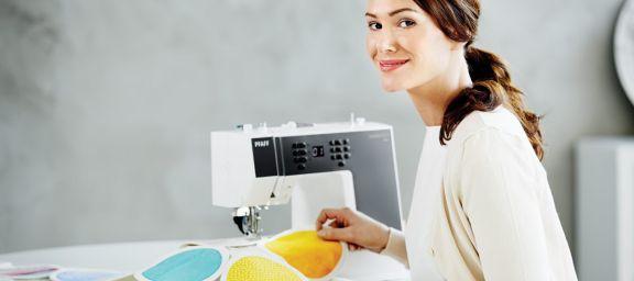 Maquina de coser Pfaff Pasport 2.0