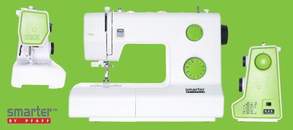 Maquina de coser Pfaff Smarter 140s