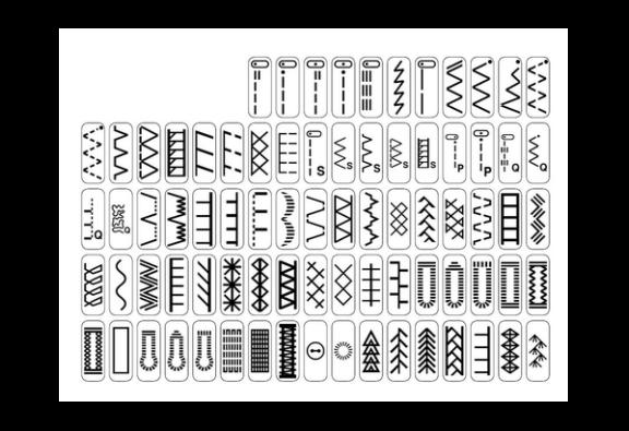 Maquina de coser y bordar Borther Innovis M280D Disney