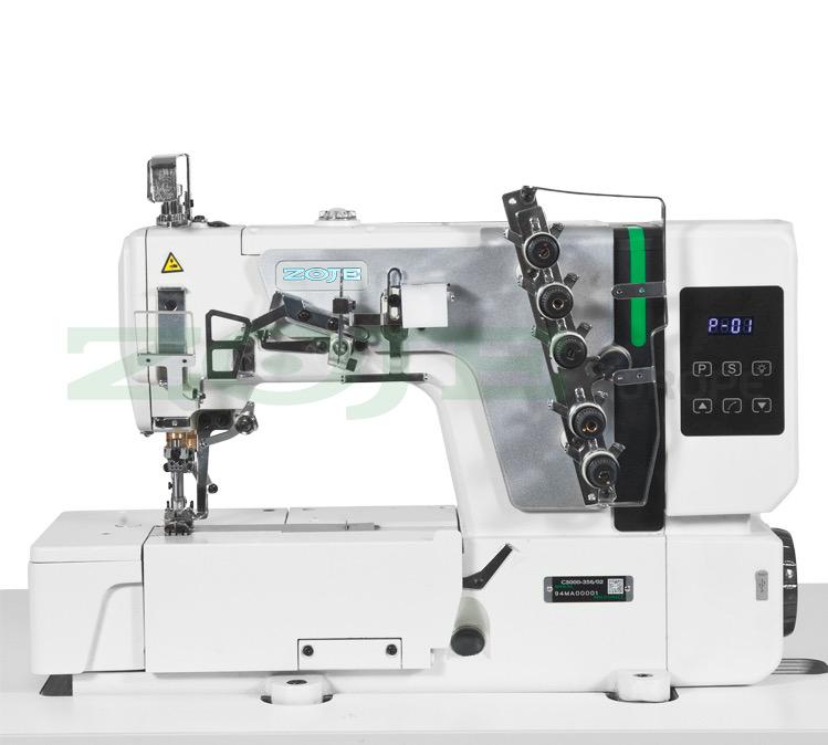 Máquina recubridora Zoje ZJ-C5000-356-02