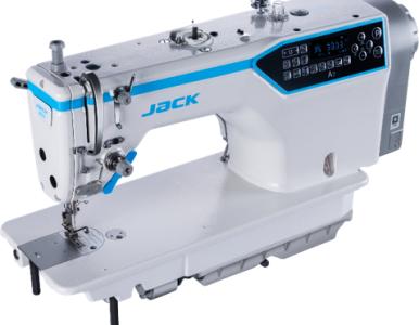 Maquina de pespunte recto cortahilos JACK A7