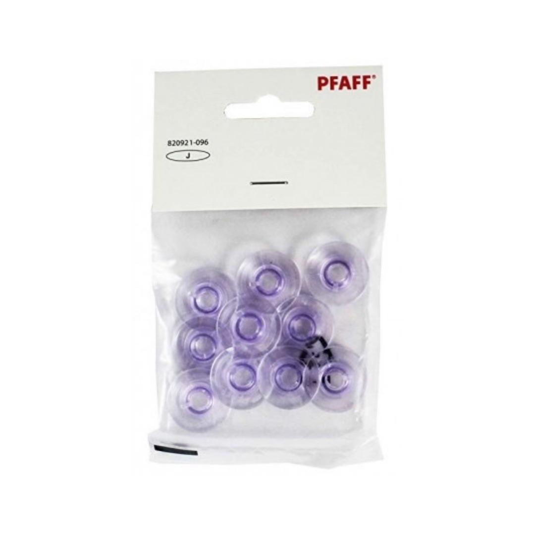 Paquete 10 Canillas Pfaff - J -