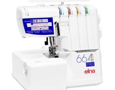 Remalladora ELNA 664 PRO