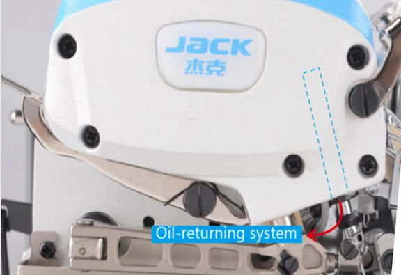 Remalladora industrial Jack E4