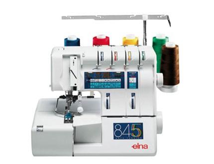 Remalladora  Recubridora ELNA 845