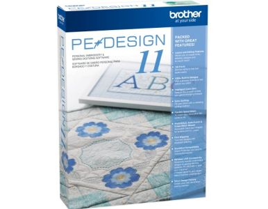 Software de Bordado Brother Pe Desing 11