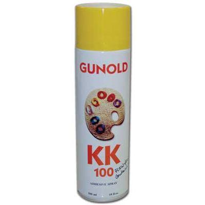 Spray adhesivo temporal  KK100 GUNOLD
