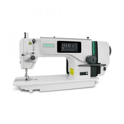 Máquina de pespunte recto cortahilos Zoje A-8000-D4