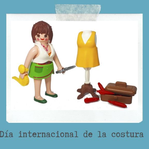 Día Internacional de la costura