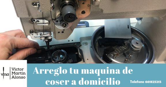 Guía de Mantenimiento básico para  maquinas de coser