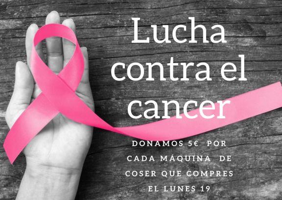 Luchamos juntos contra el cáncer de mama