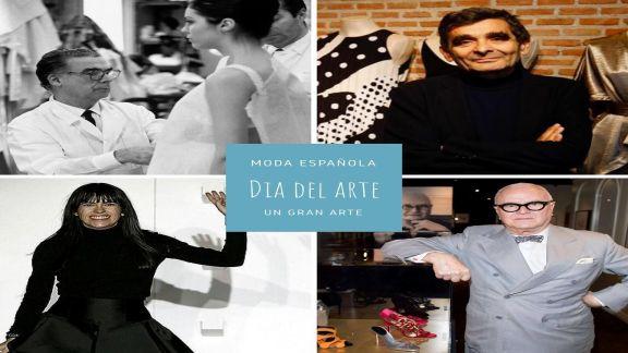 La Moda Española, un arte